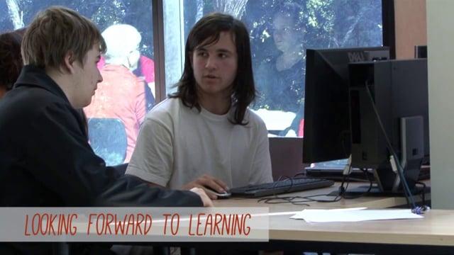 Modern Learning Environments – Albany Senior High School