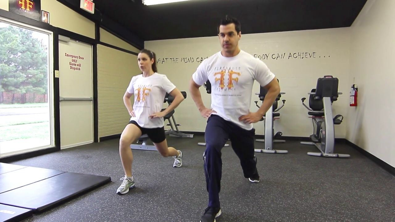 Firehouse Fitness Ad - Now Open!