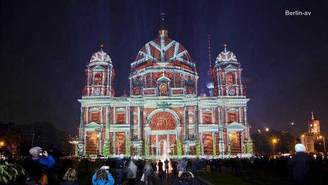 FESTIVAL OF LIGHTS BERLIN 2012 / KUNSTPROJEKT