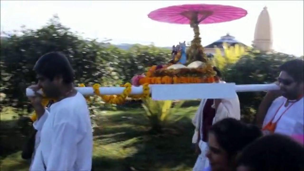 Navadvipa Mandal Parikrama 2013