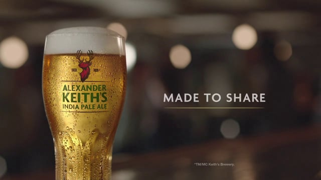 Keith's - Made to Share (Lawrence Thrush of SUNEEVA)