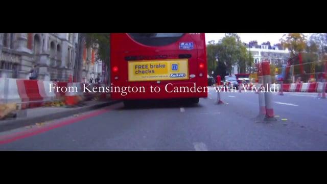 Kensington to Camden