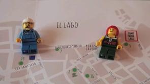 """Fuori Salone Dentro Como """"Lego al Lago"""""""