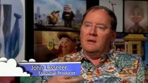 Pixar - Behind the Scenes