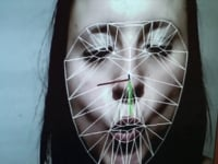 face2face interactive installation