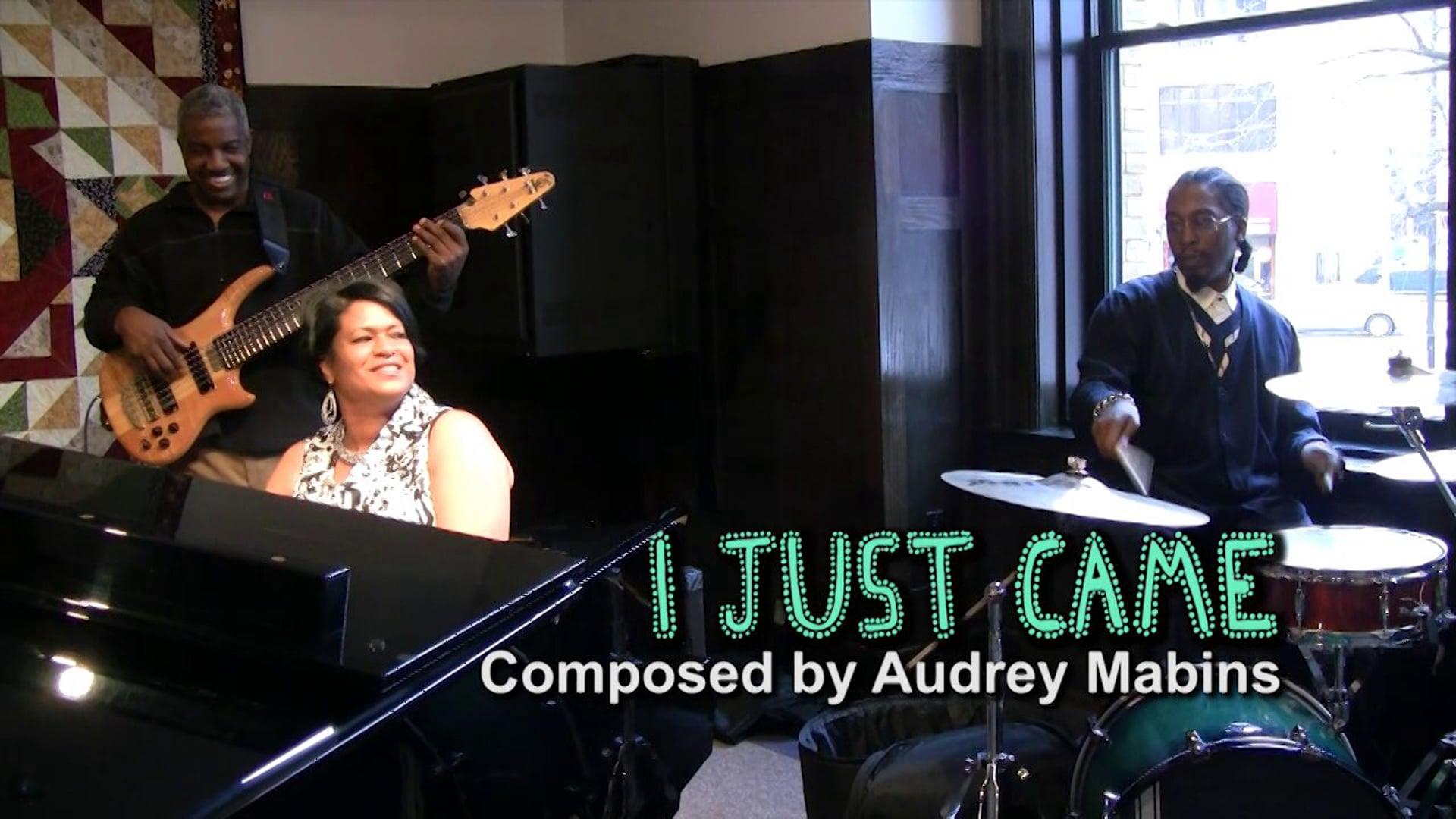 Free Verse: Audrey Mabins Trio