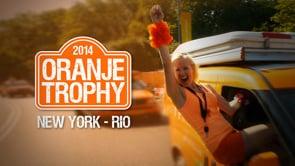 Oranje Trophy 2014: New York - Rio de Janeiro