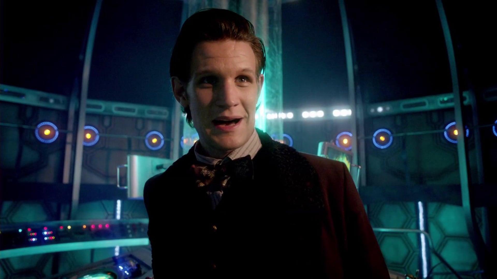 Dr Who-Tardis