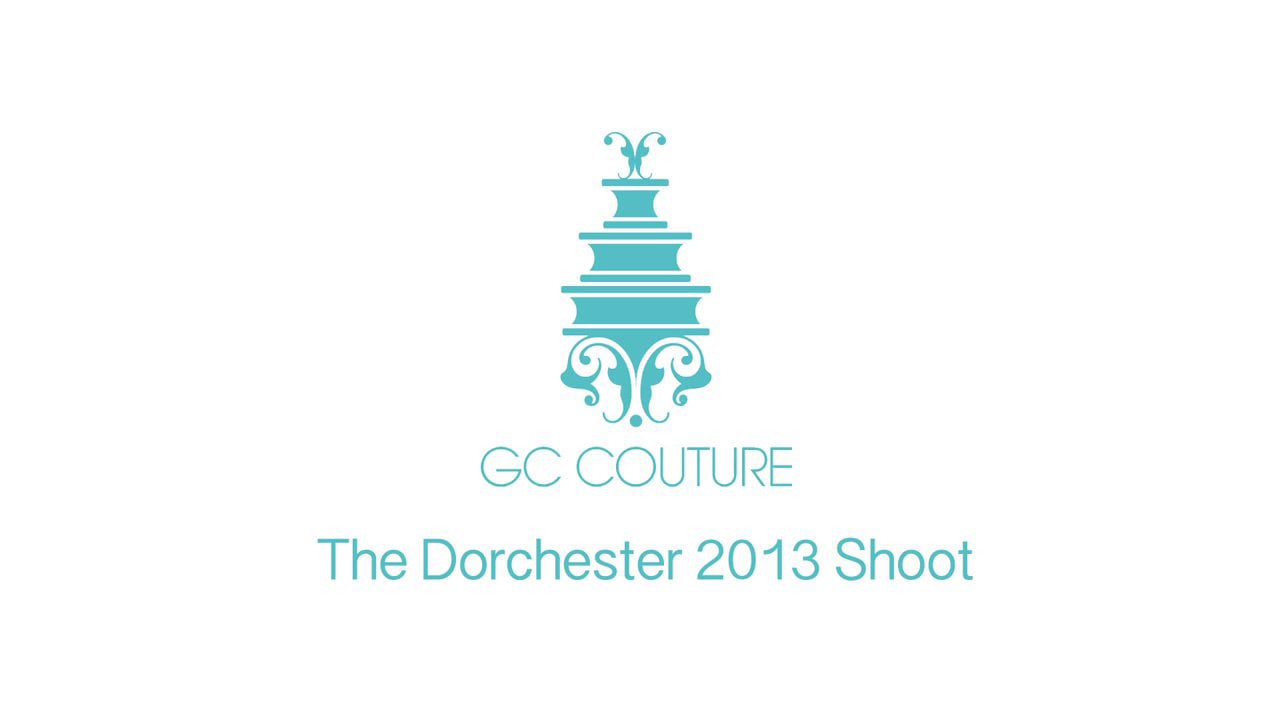 GC Couture reveal their new cake collection exclusively to Hello Magazine at The Dorchester