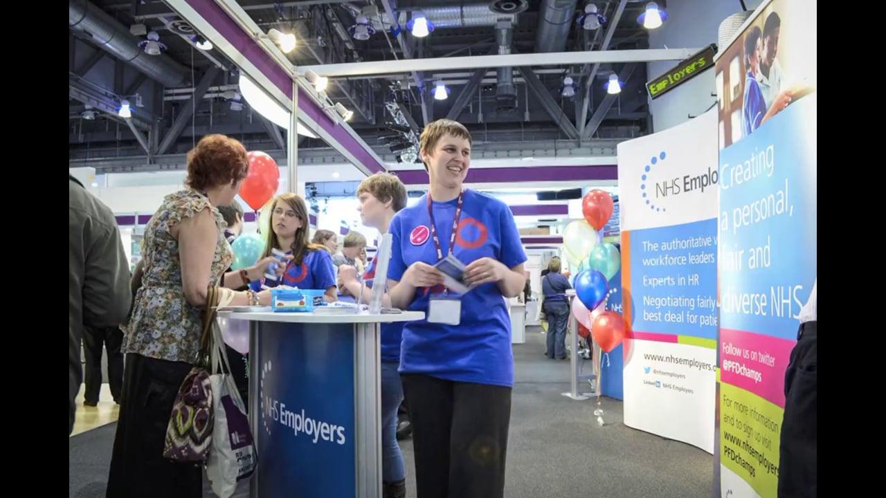 NHS Employers, RCN Congress Liverpool 2013