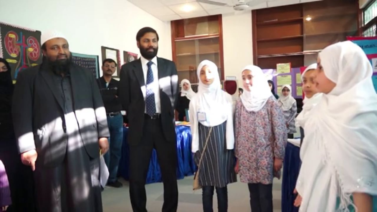 AIEx 2013: Junior Section Experiments & Demonstrations- part 2/2