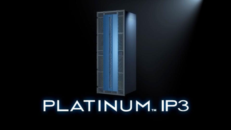 Platinum IP3 Router