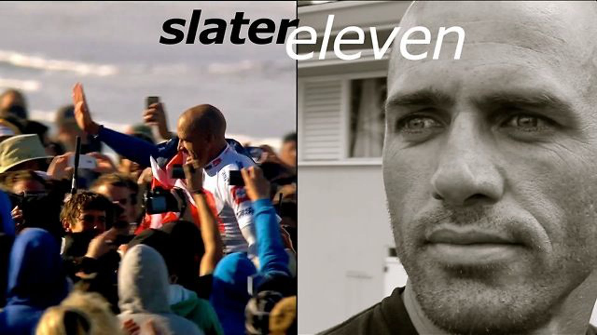 KELLY SLATER - Interview