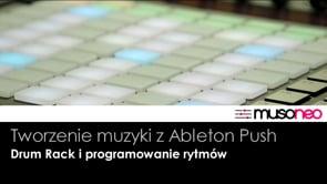 Drum Rack i programowanie rytmów