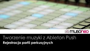 Nagrywanie partii perkusyjnych