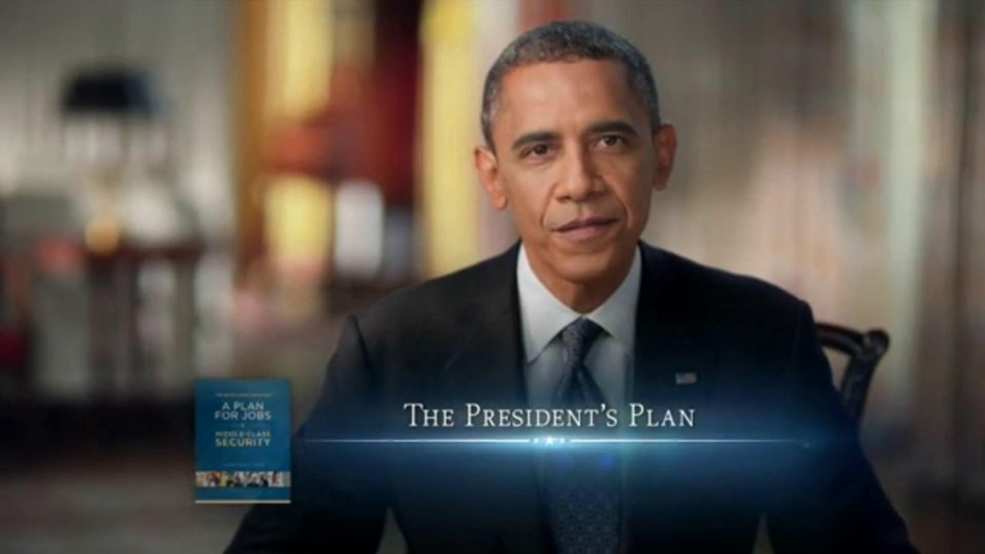 "Obama for America - ""Determination"" (GMMB)"