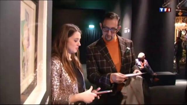 TF1 – JT 20h – Projet PICASSO