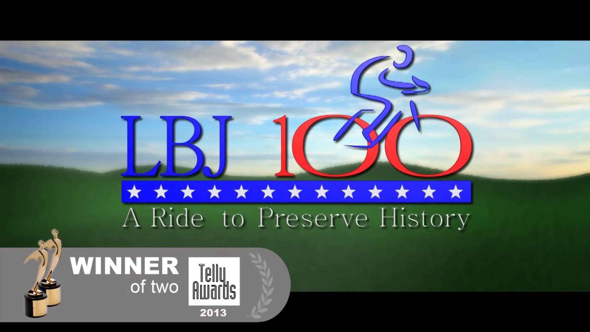 LBJ 100 Bicycle Tour: 2013 Promotional Film