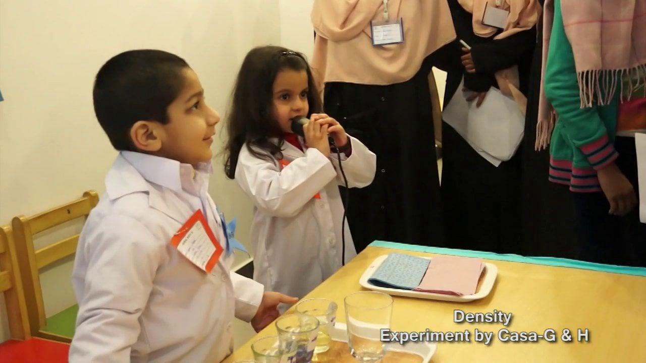 AIEx 2013: Montessori Experiments & Roleplays- part 2/2