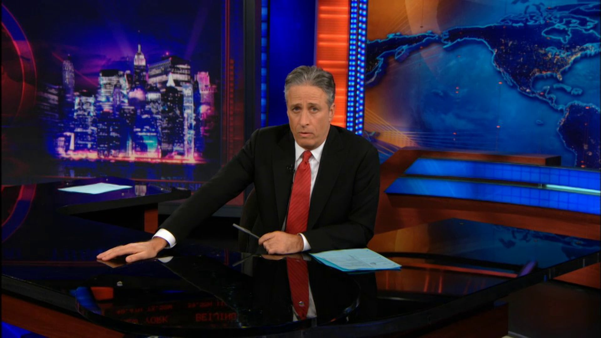 The Daily Show | Zero Dark 900,000