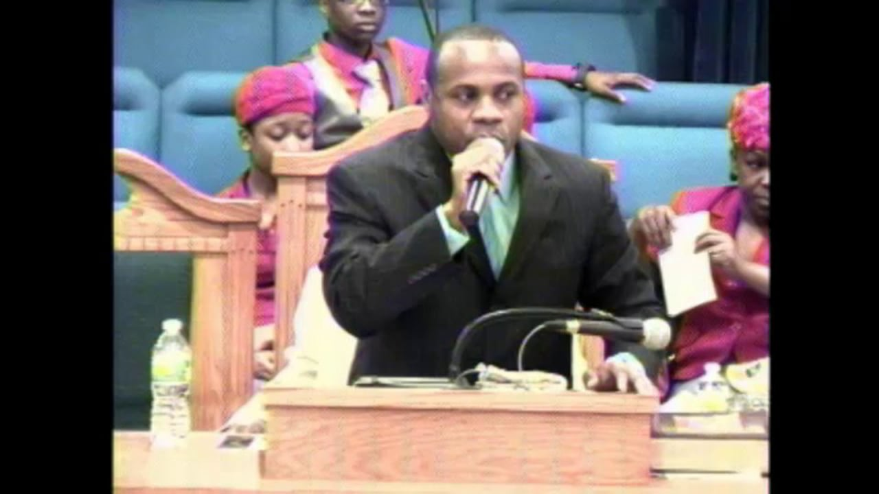 05-04-13, Minister Omar Williams, Disabling The Devils Devices