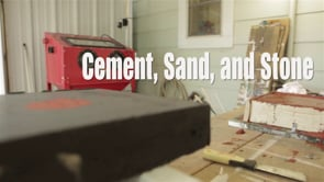 Jim Brightwell: Cement, Sand, and Stone