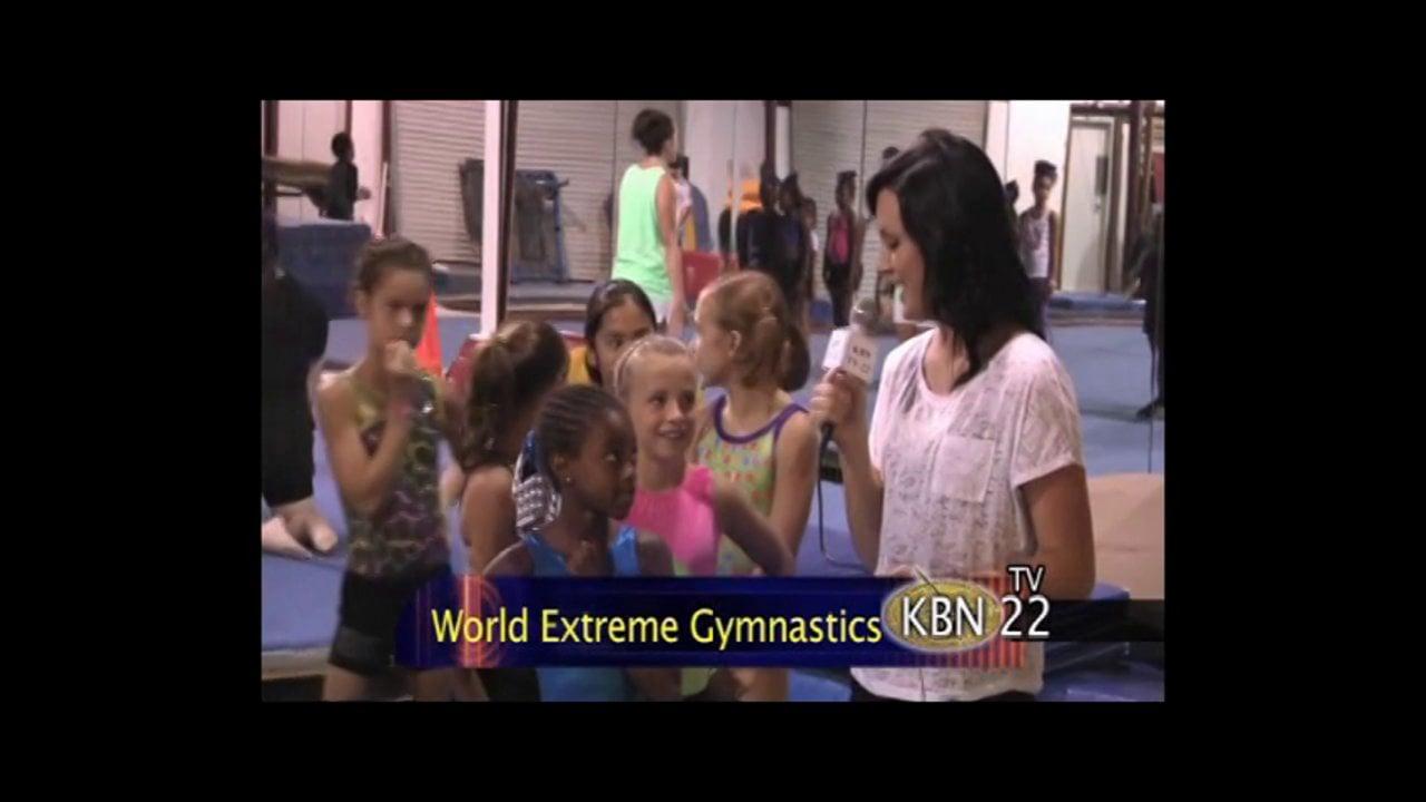 World Xtreme Gymnastics