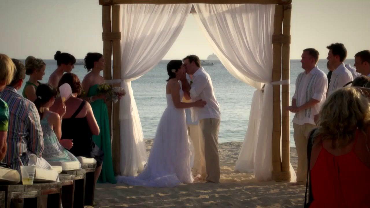 Beautiful Destination Wedding in Grand Cayman * Kyle + Andrew * Caribbean Club