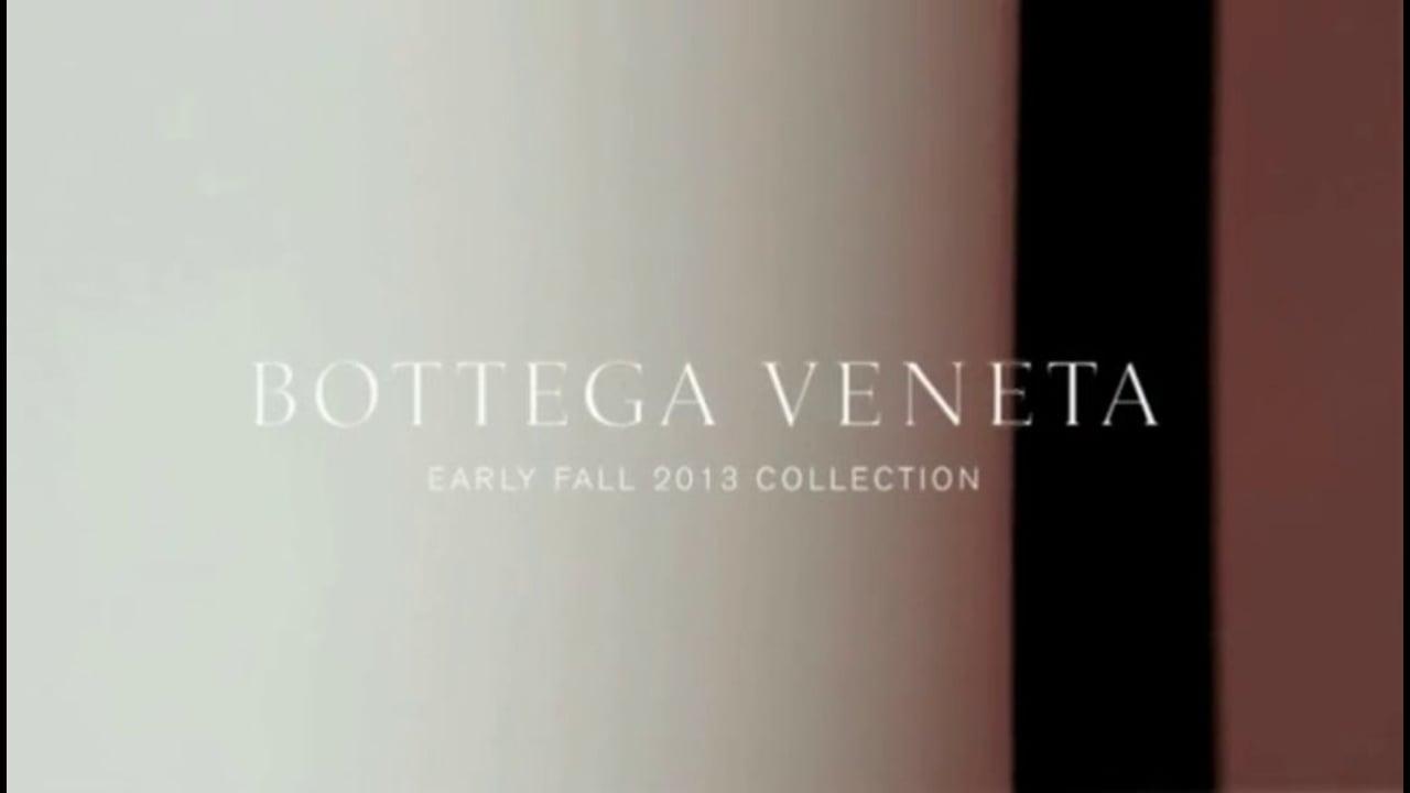 Bottega Veneta Early Fall 2012