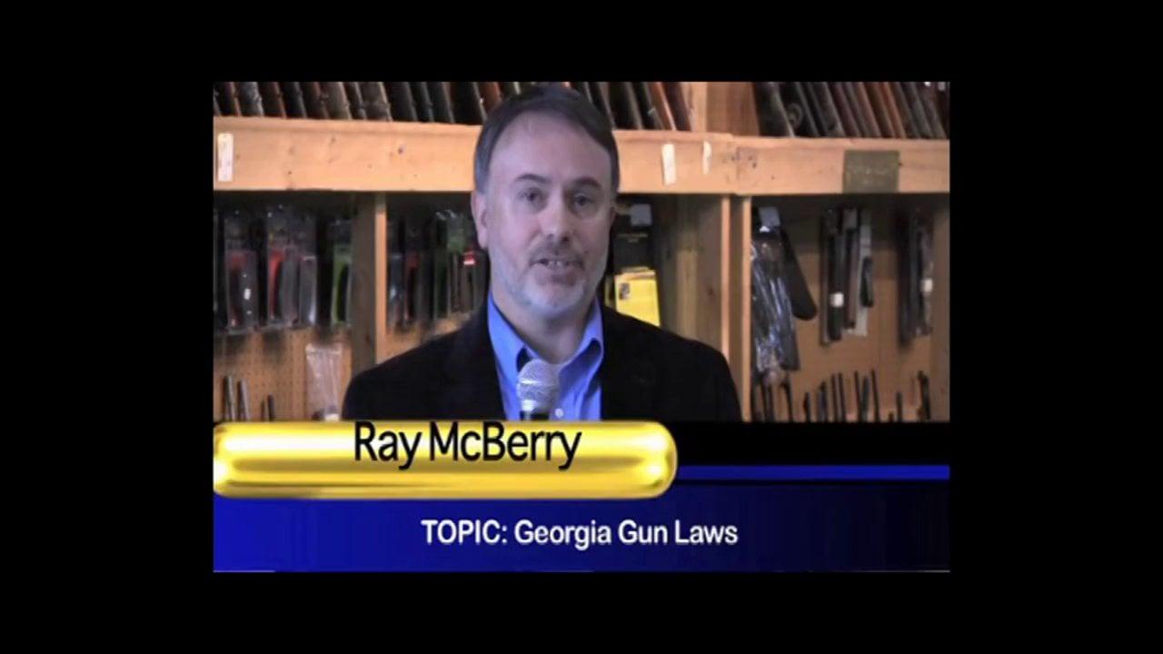 Georgia Gun Laws