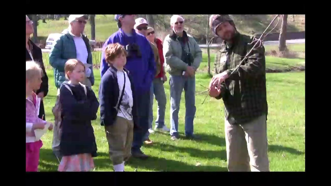Tree ID Walk @ Ballantine Park, Andes, Delaware County