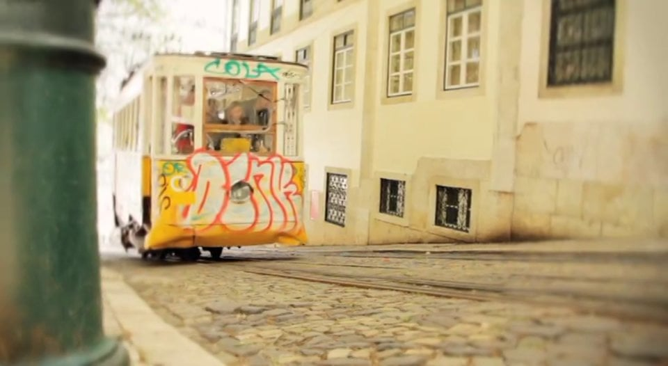 Un week end à Lisbonne / Postcard from Lisboa