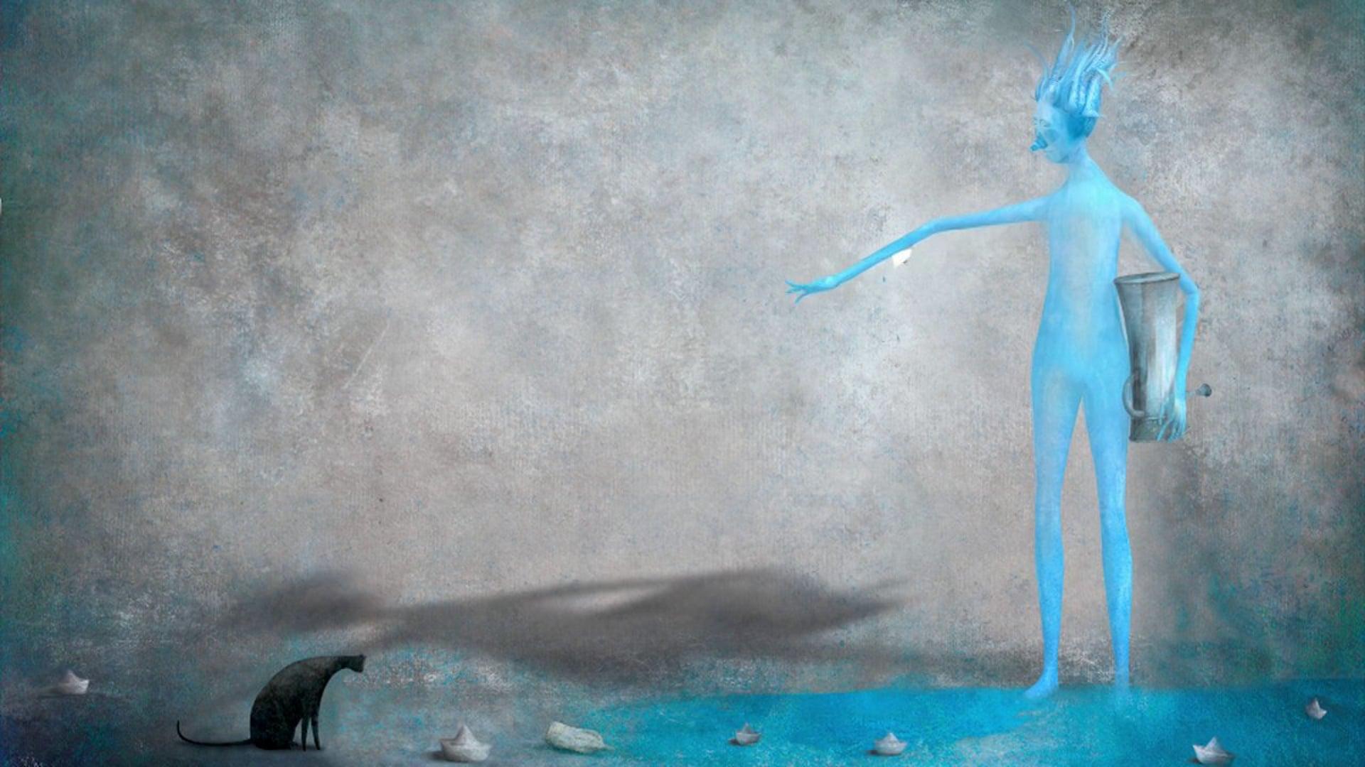 The Memory of Fountain (L'uomo d'acqua e la sua Fontana)
