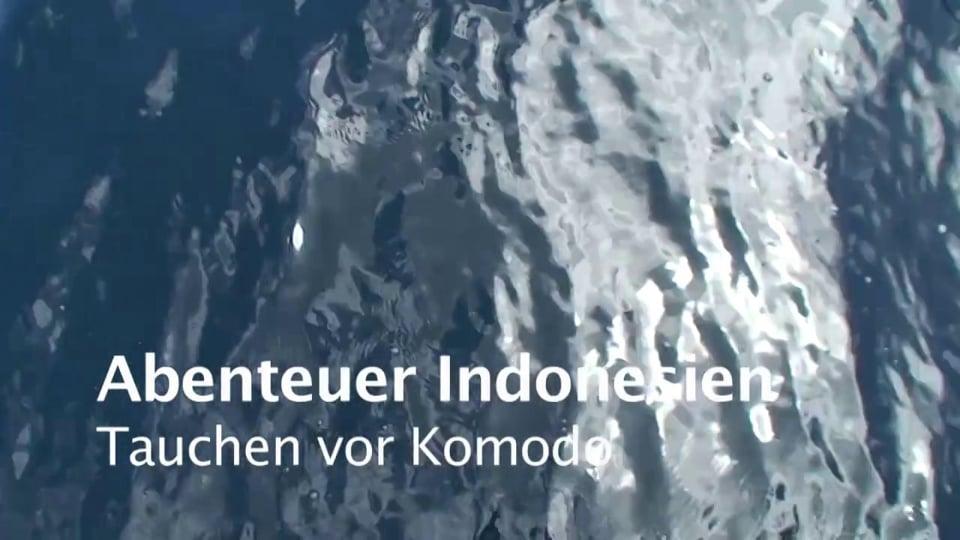 Komodo - Die Insel der Drachen