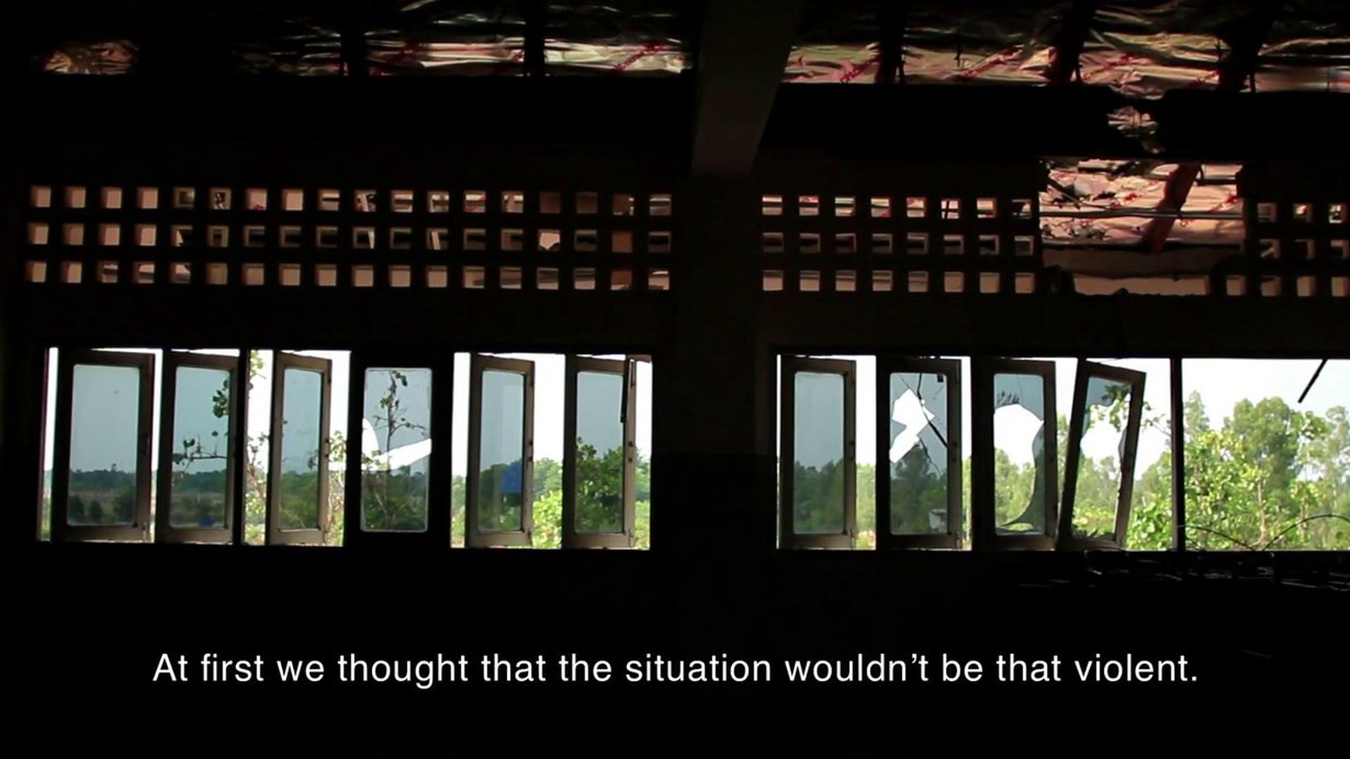 Boundary : ฟ้าต่ำแผ่นดินสูง - Nontawat Numbenchapol - Official Trailer(2013)