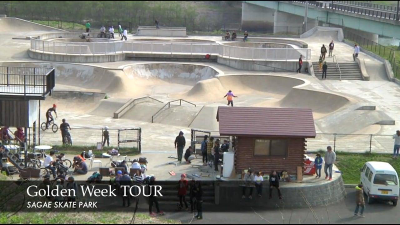 2013 Golden Week TOUR