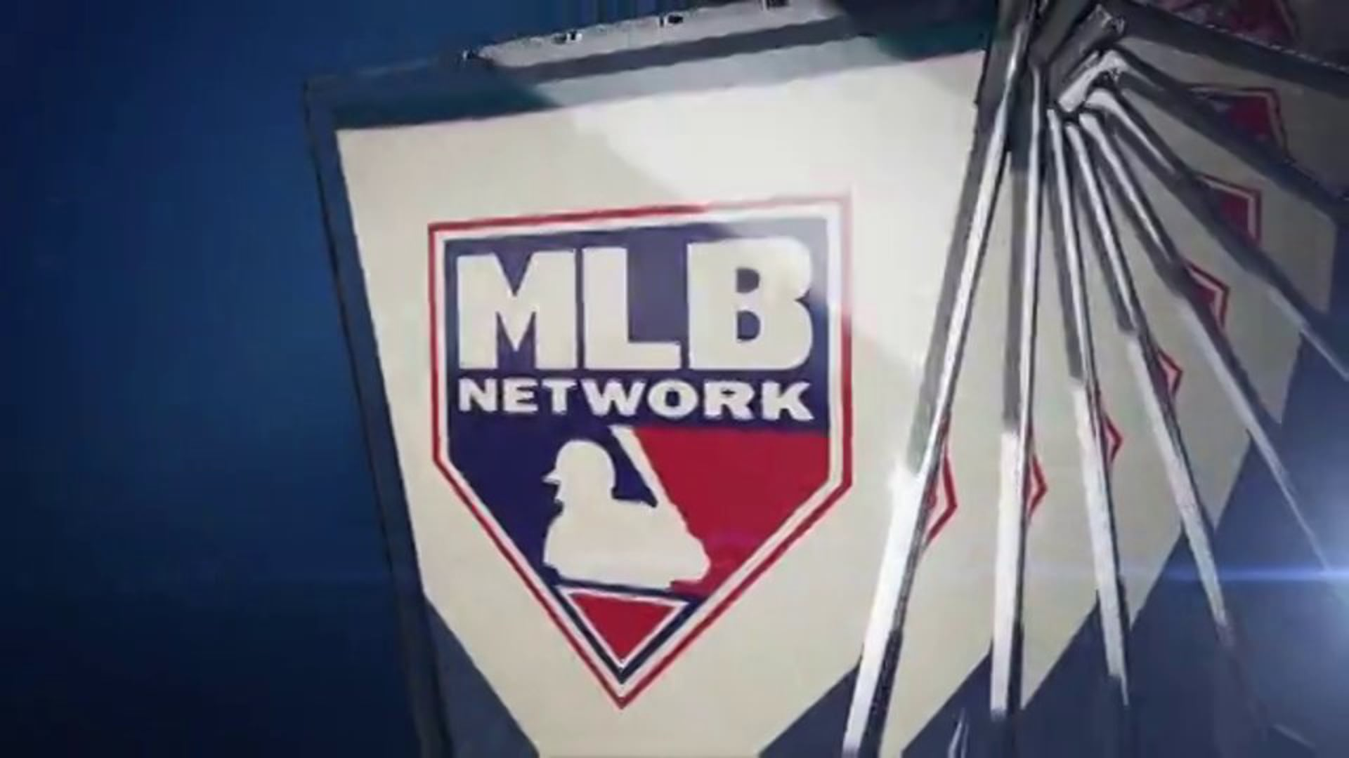 MLB Network Pennants montage
