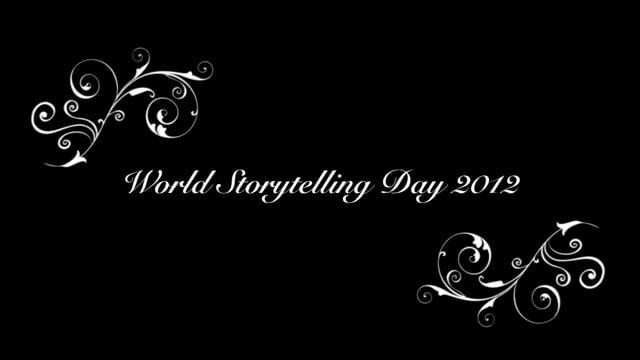World Story Telling Day 2012