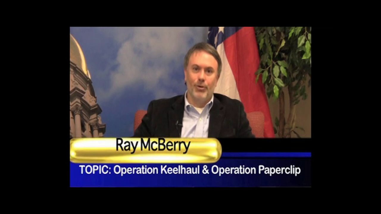 Operation Paperclip & Operation Keelhaul