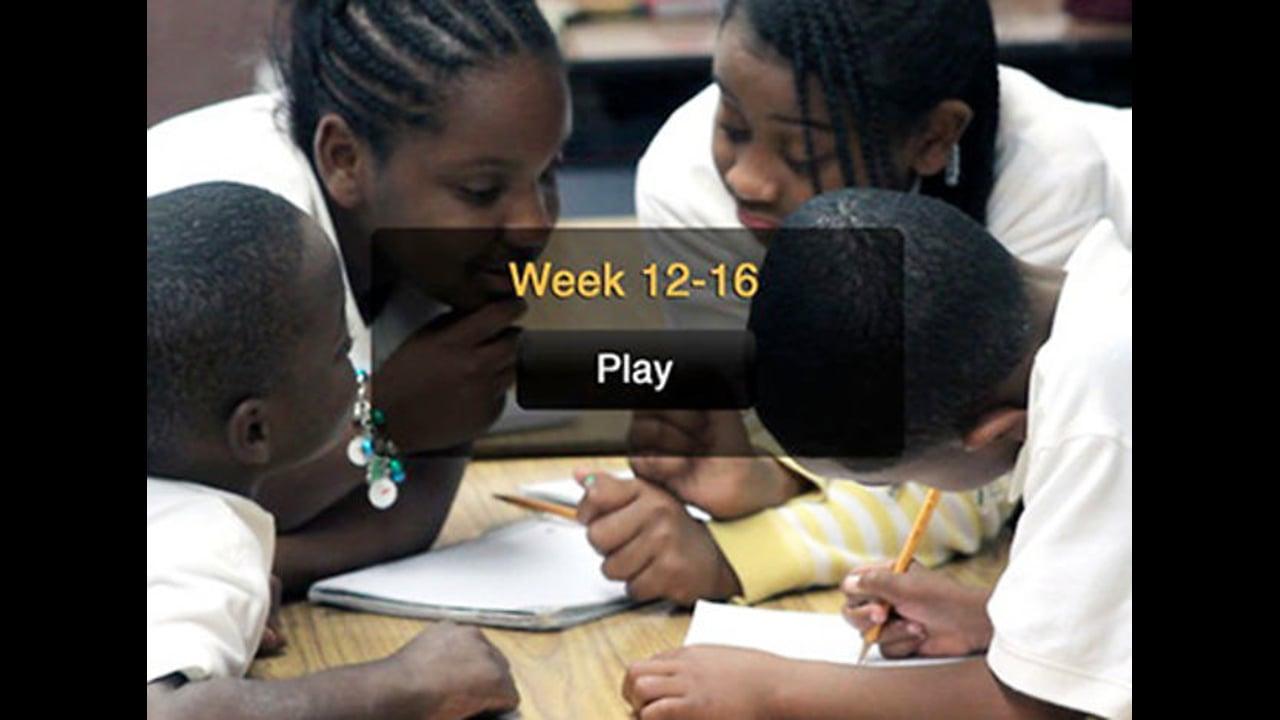 PAW CJ Week 12-16