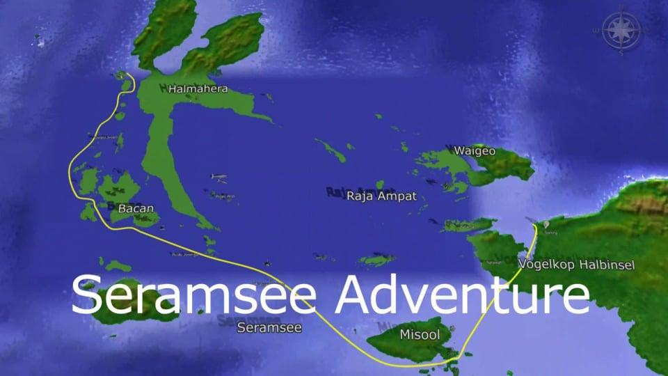 Seramsee Adventure