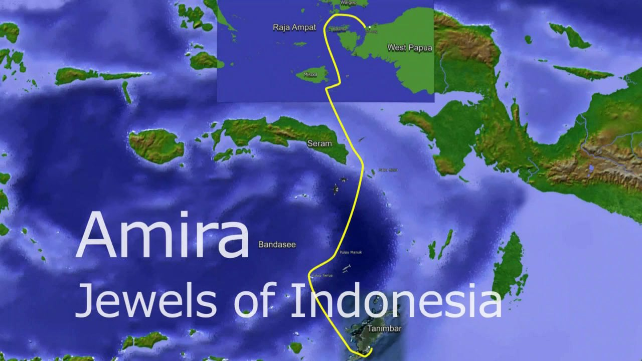 Jewels of Indonesia