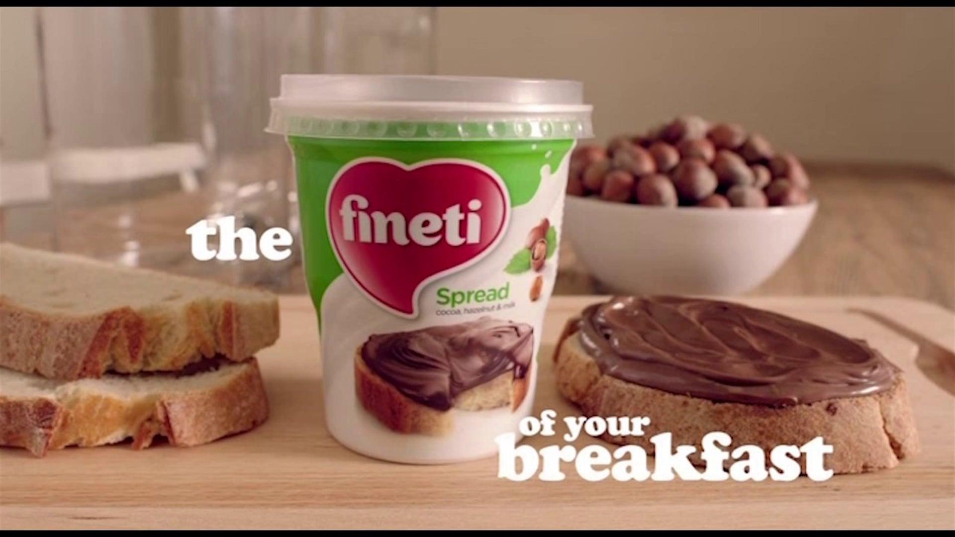 Fineti chocolate cream