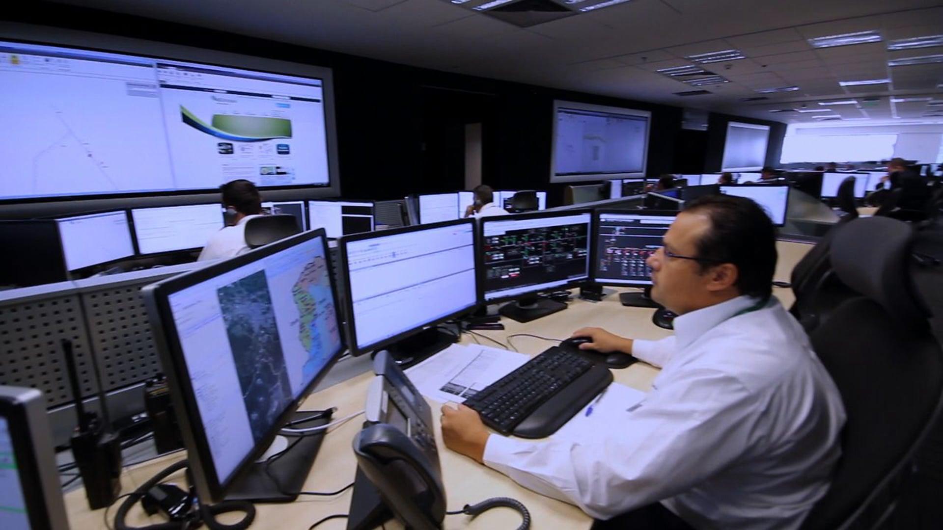 Operation Center Power Distribution - AES Eletropaulo - Brazil