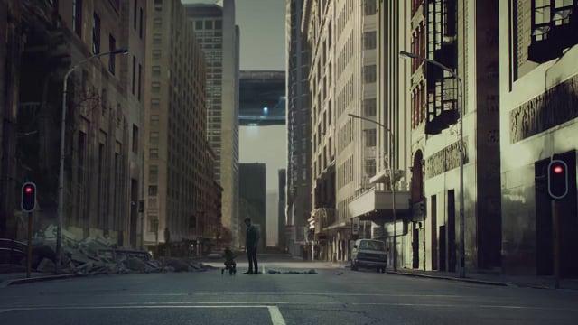 King of TV City - Alex Nicholson