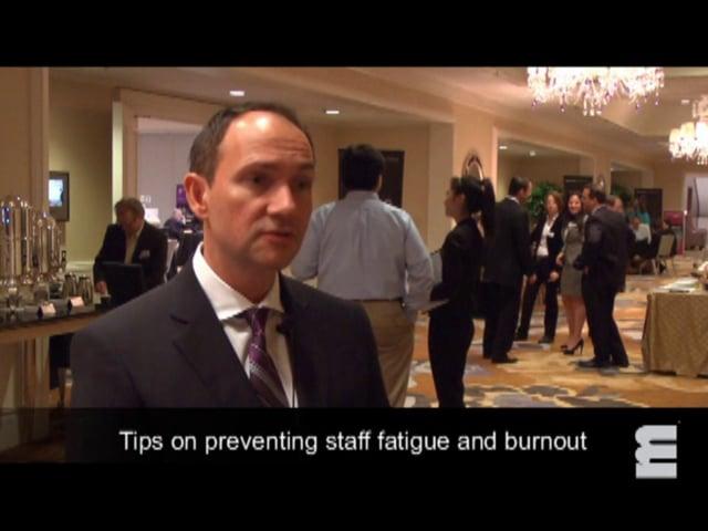 National Healthcare CNO Summit - Interview: Cole Edmonson, Texas Health Presebyterian Hospital