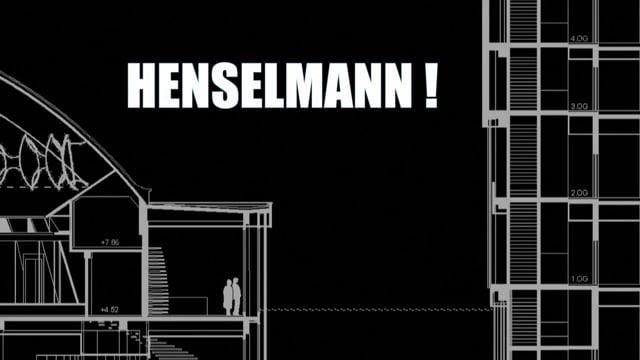 Henselmann! TV DOKUMENTATION / Ausschnitt