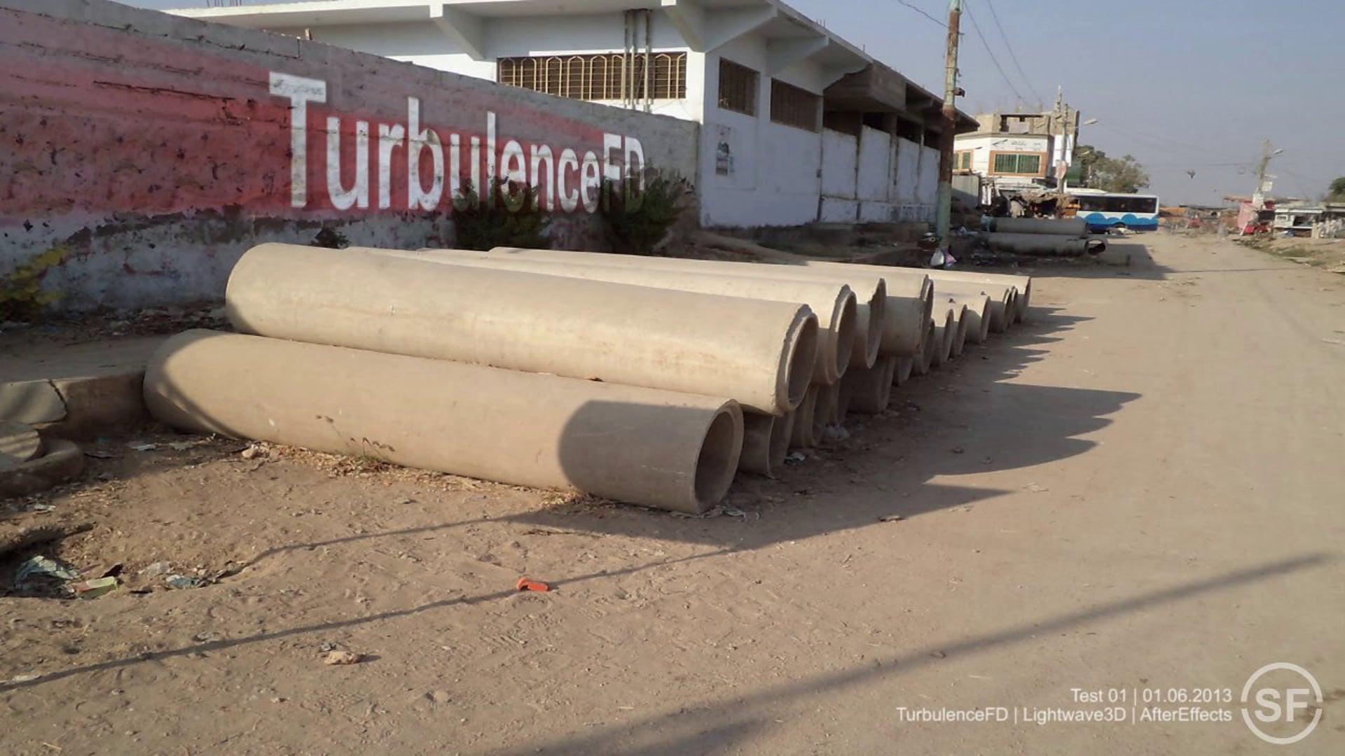 Turbulence FD