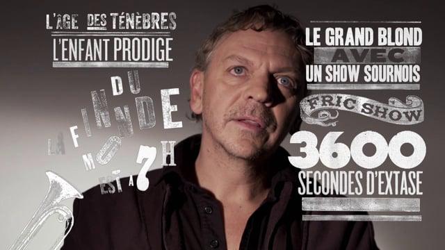 CRÉER S01 E02 Marc Labrèche, Evelyne de la Chenelière, Jimmy Hunt