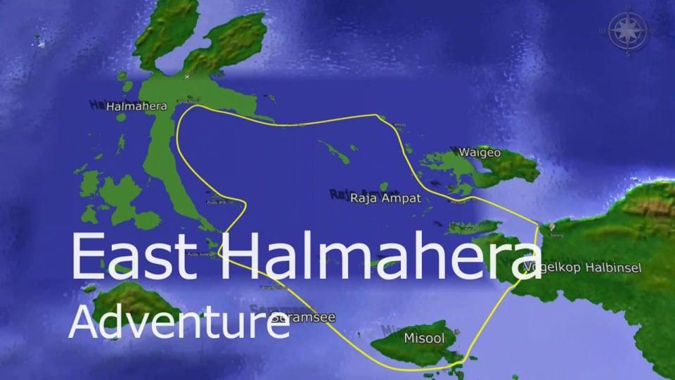 East Halmahera Adventure